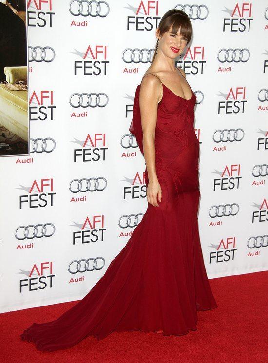 Juliette Lewis na czerwonym dywanie