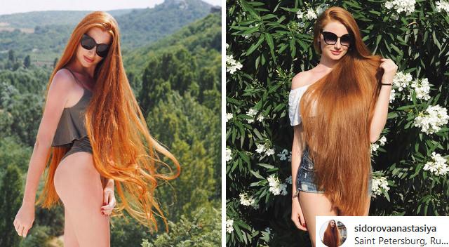 Miała problemy z łysieniem, a teraz jej włosy są PRZEPIĘKNE!