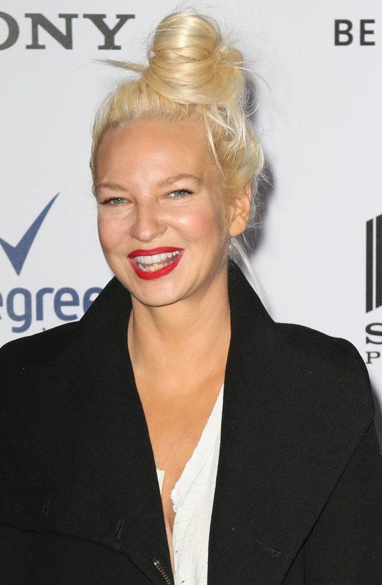 Sia w lipcu 2014