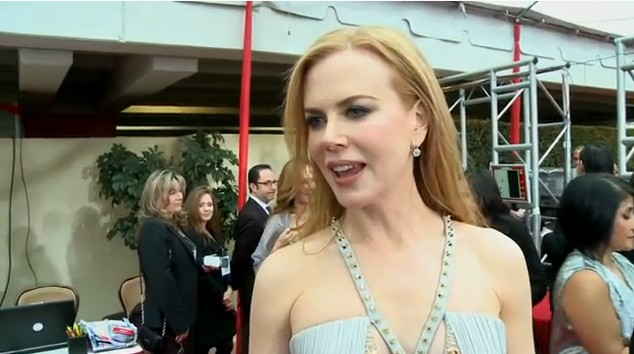 Nicole Kidman, Złote Globy