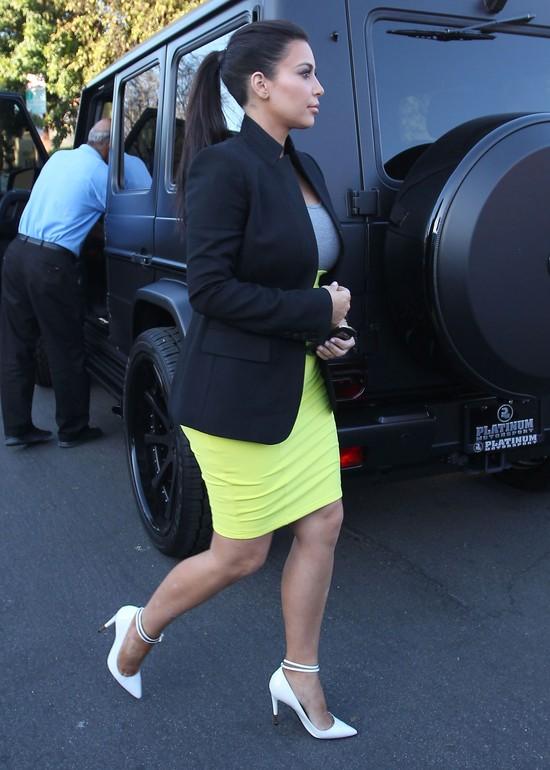 Kardashianowie idą na kolację