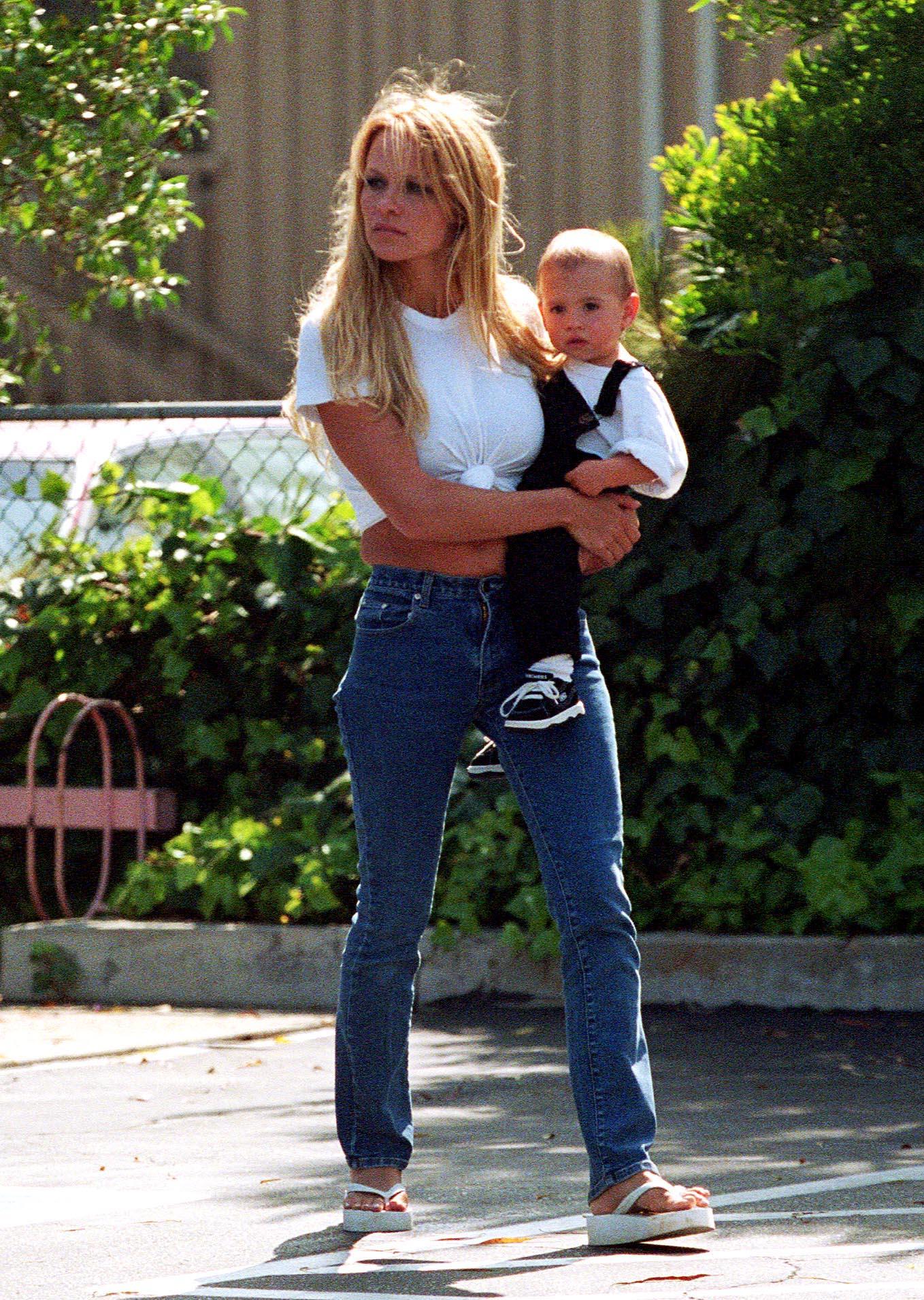 Pamela Anderson – galeria zdjęć