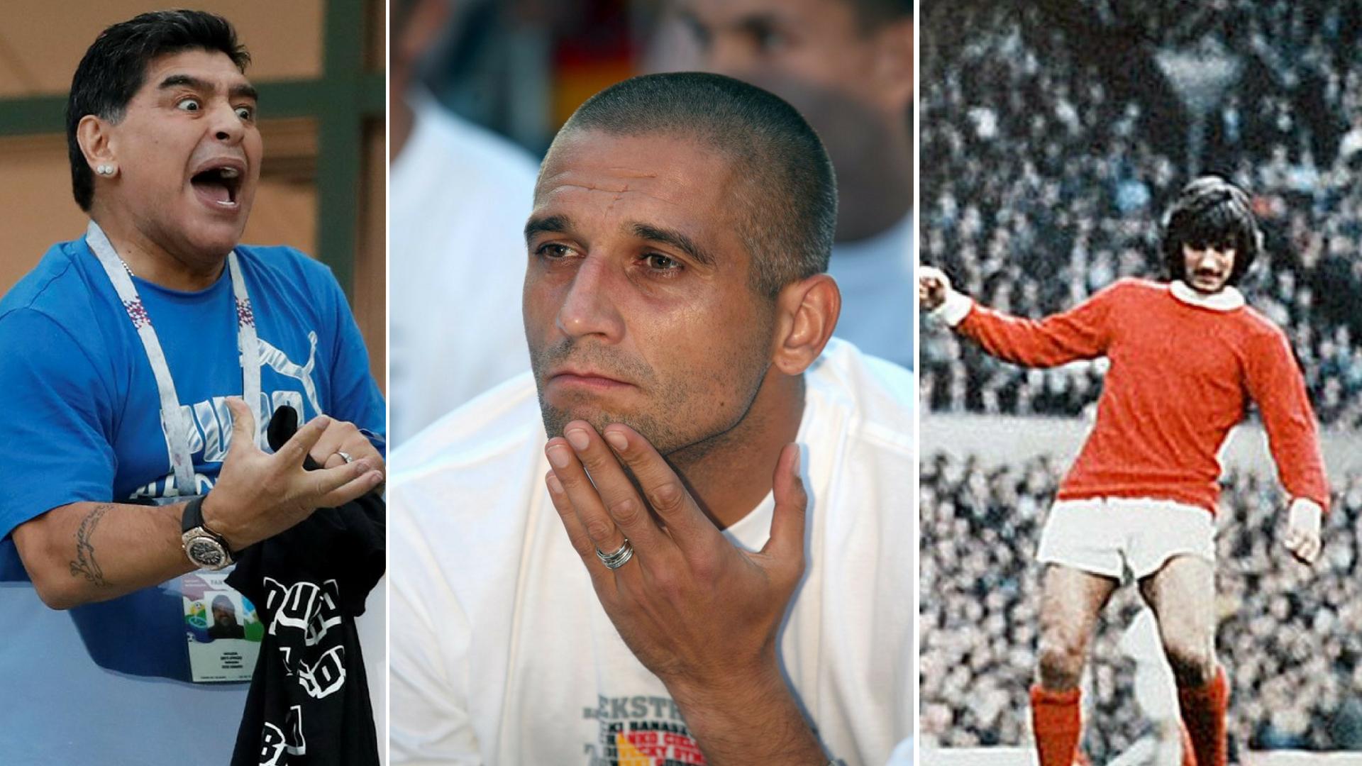 Hazard, uzależnienie, alkohol i bankructwo – Piłkarze, którzy źle zakończyli karierę