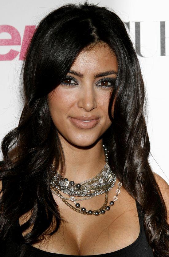 Kim Kardashian w 2006 roku