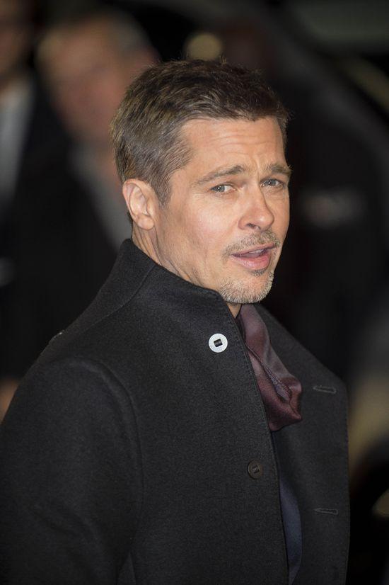 Brad Pitt jednak jest NARKOMANEM?!