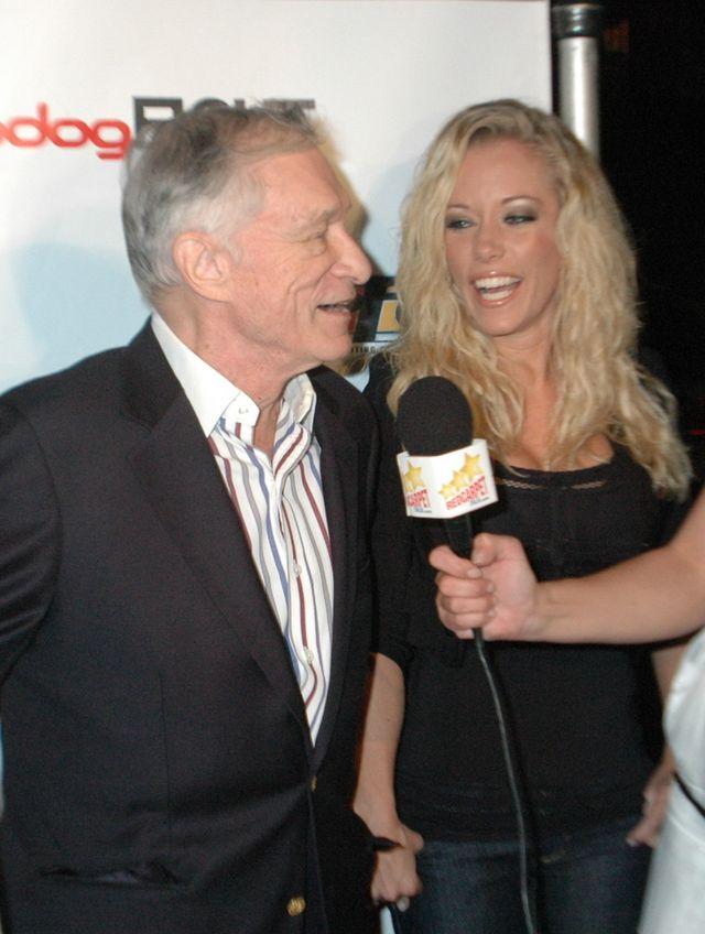 Kendra Wilkinson w czasach, gdy była króliczkiem Playboya