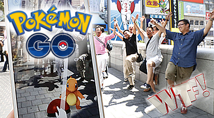 Jaką WPADKĘ można zaliczyć grając w Pokemon GO?