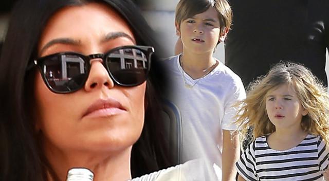Kourtney Kardashian wykazała się TOTALNYM  brakiem odpowiedzialności?