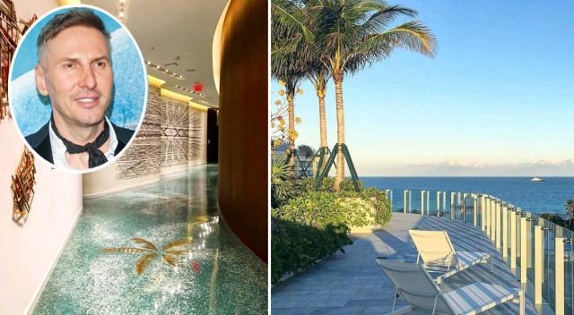 Tak wygląda apartament Krzysztofa Gojdzia w Miami na Florydzie