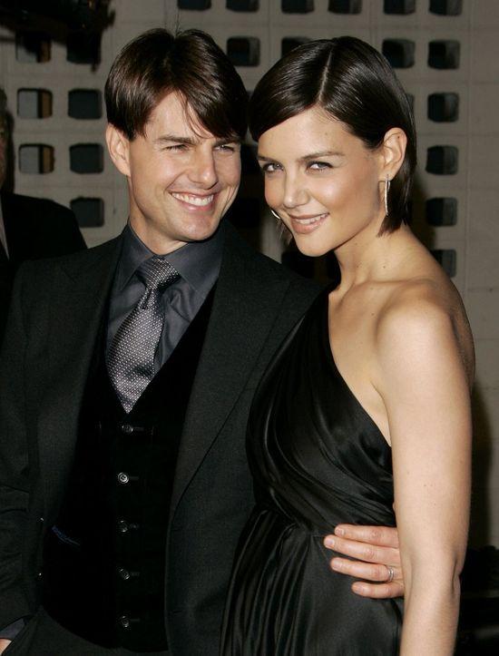 Kiedy� Katie Holmes (37 l.) i Tom Curise (54 l.) byli ulubion� par� ameryka�skich medi�w.