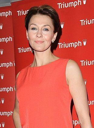 Anna Popek znowu jest brunetką (FOTO)