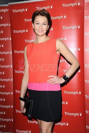 Anna Popek znowu jest brunetk� (FOTO)