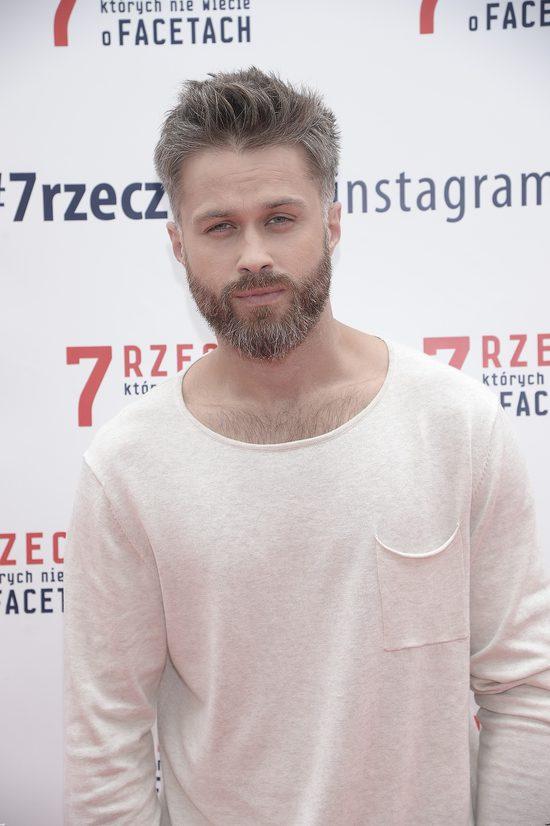 Hamkało, Zakościelny, Bachleda-Curuś promują film 7 rzeczy..