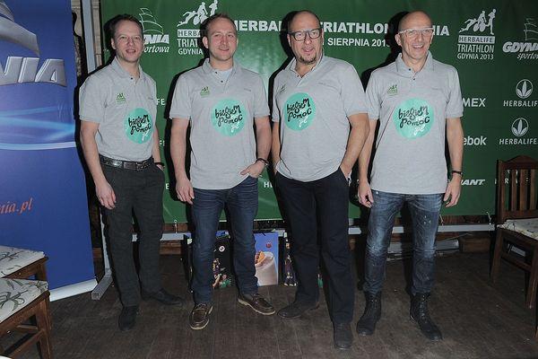Szyc, Stuhr, Gąsowski i Rozmus wezmą udział w wyścigu (FOTO)