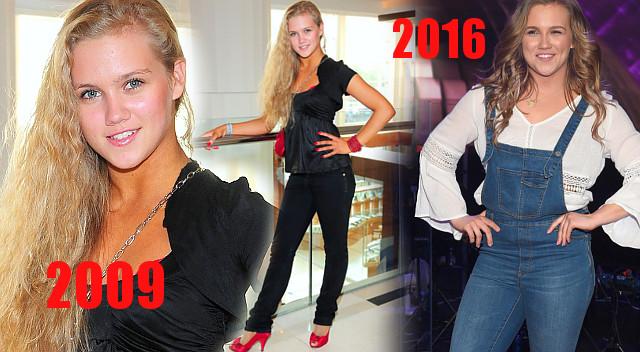 SZOK! Zobacz, jak się zmieniała Agnieszka Kaczorowska od początku kariery