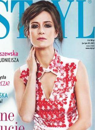 Maja Ostaszewska w Twoim Stylu (FOTO)