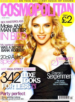Scarlett Johansson chce pozwać Cosmopolitan!