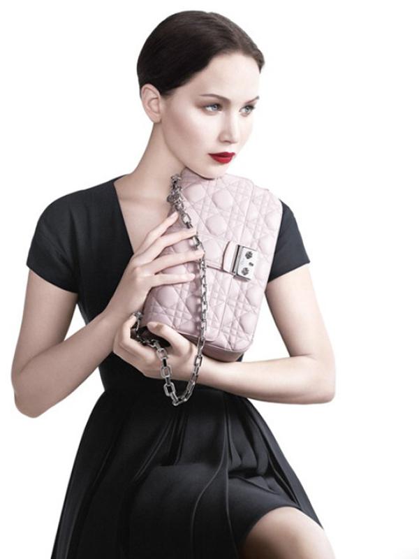 Jennifer Lawrence w kampanii Diora