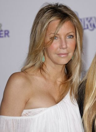 Heather Locklear trafiła do szpitala