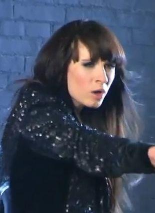 Sylwia Grzeszczak na planie klipu Karuzela [VIDEO]
