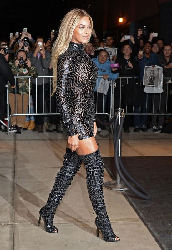Beyonce niew�tpliwie osi�gn�a sukces, jakich ma�o.