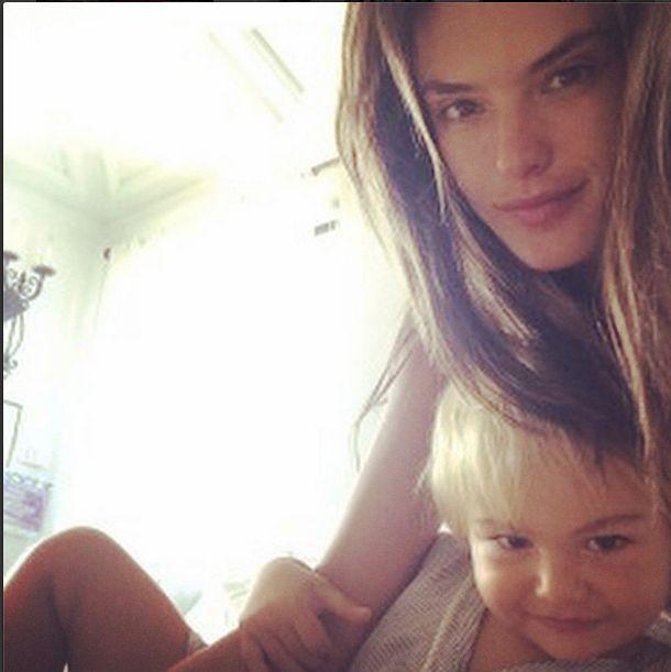 Alessandra Ambrosio na Instagramie