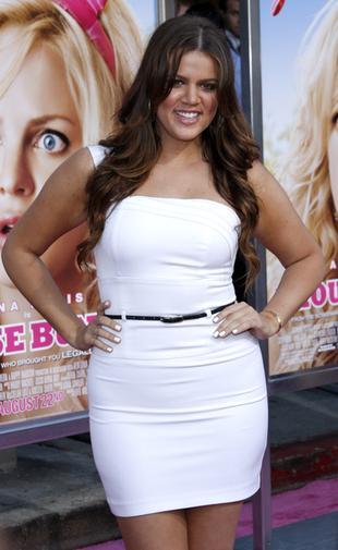Khloe Kardashian ma duużo ciała (FOTO)