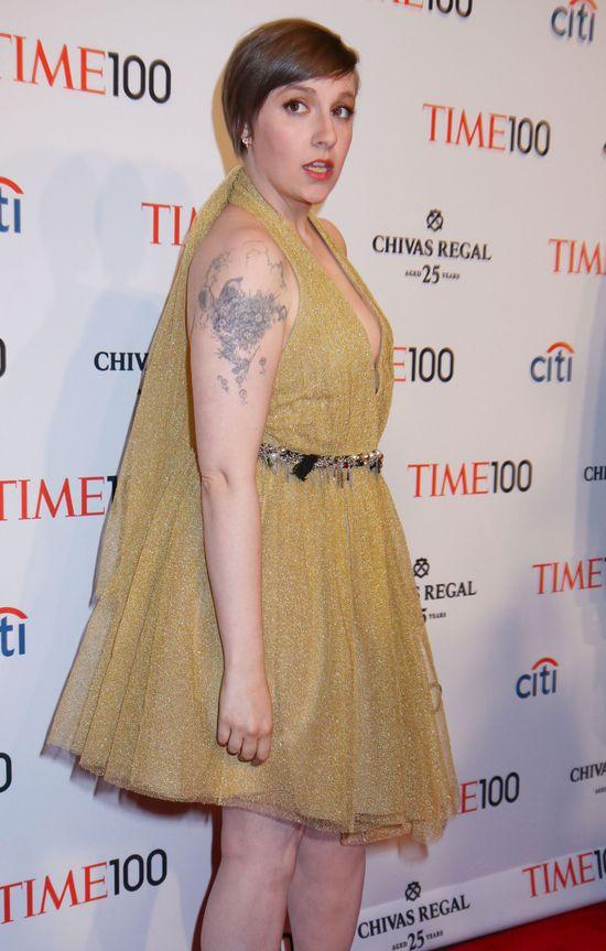 Lena Dunham – oceniamy jej styl