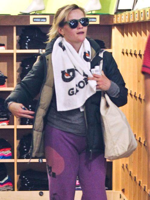 Reese Witherspoon chce wrócić do formy sprzed ciąży (FOTO)