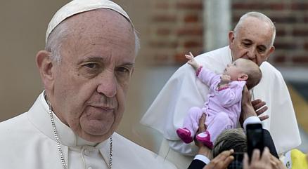 Papież Franciszek SZOKUJE!