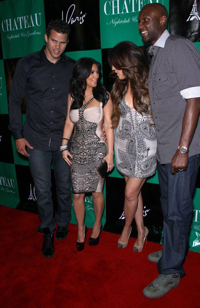 Lamar Odom zdradza, jak Kim zrobiła kasę i kto jest ojcem Khloe