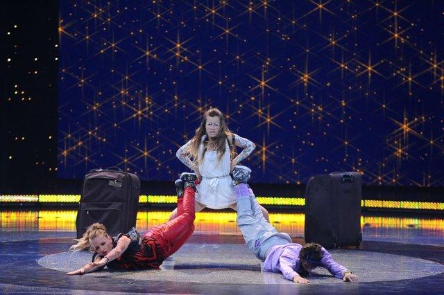 Uczestnicy 2. odcinka Tylko Taniec 2