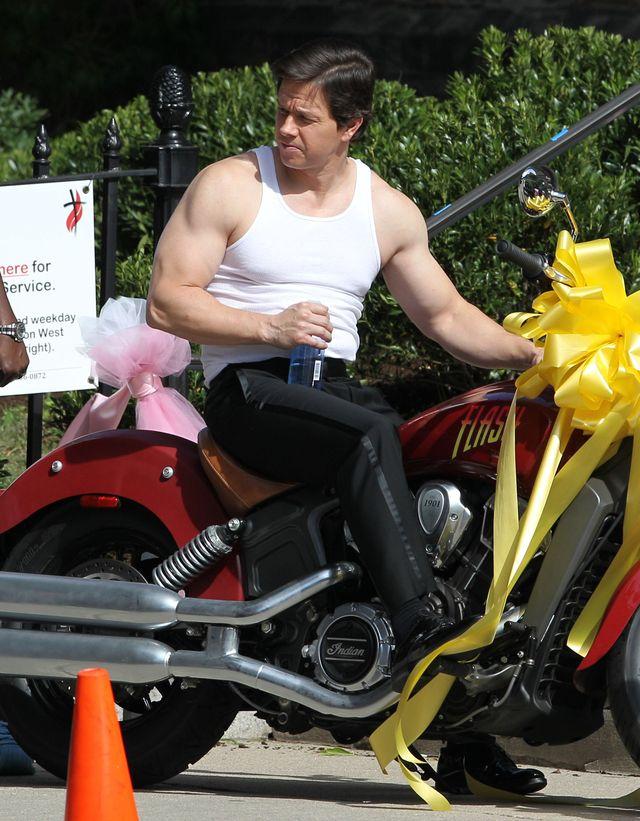 """Mark Wahlberg schudł 30 kg do roli w filmie """"Gambler"""""""