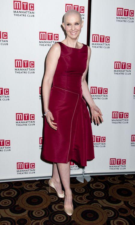 Cynthia Nixon wystąpiła na Broadwayu (FOTO)