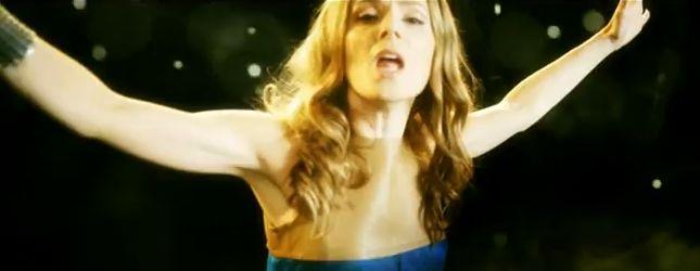 Kobieca Halina Mlynkova w klipie Dziwogóra [VIDEO]