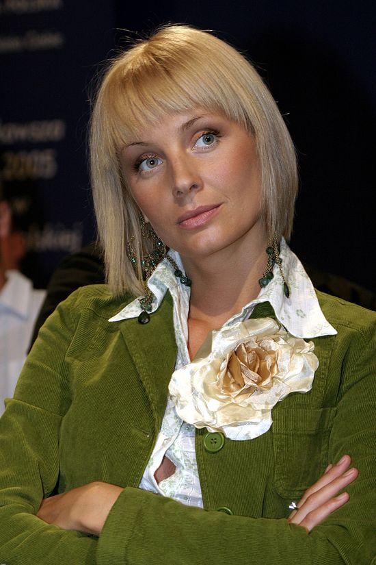 Agnieszka Szulim, sierpień 2005