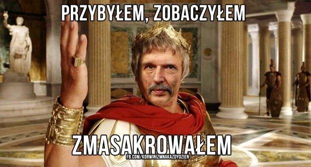 Janusz Korwin Mikke bohaterem memów