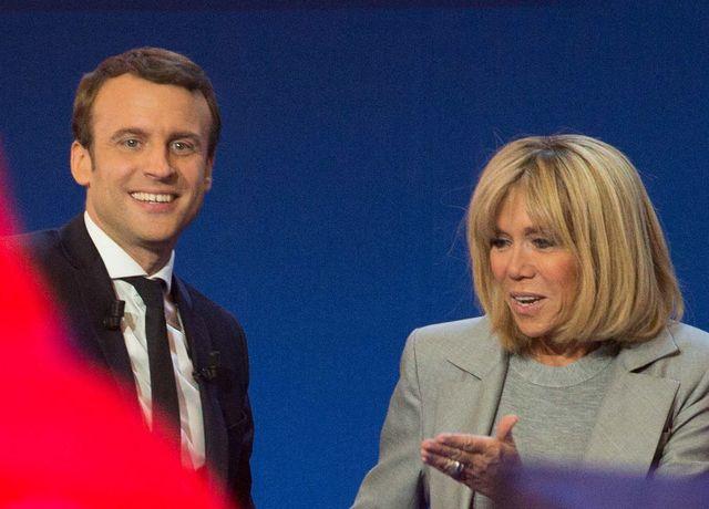 Nietypowa Pierwsza Dama Francji – Brigitte Macron jest starsza od prezydenta o 24 lata