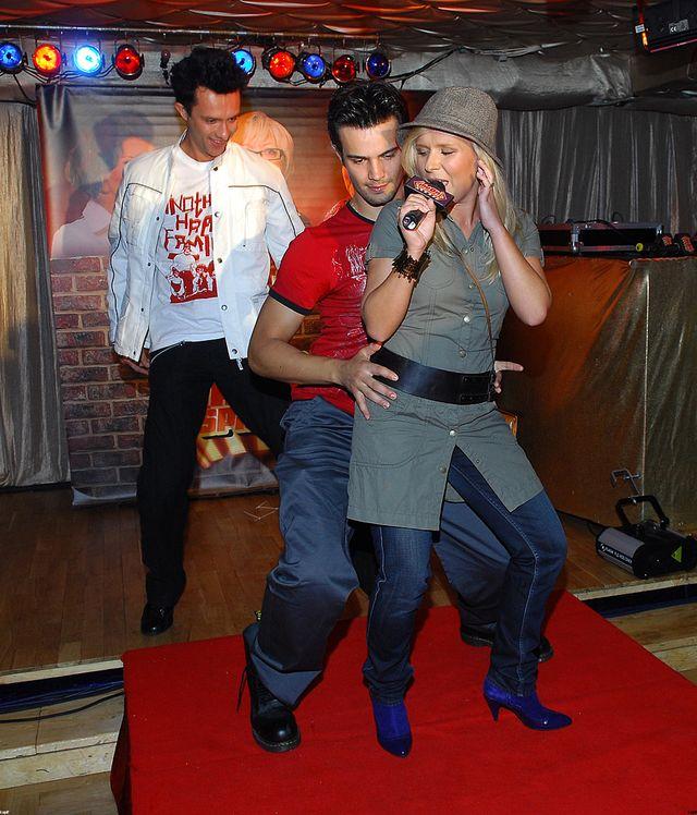 Aneta Zając 2007-10-17. Jak oni śpiewają II - karaoke