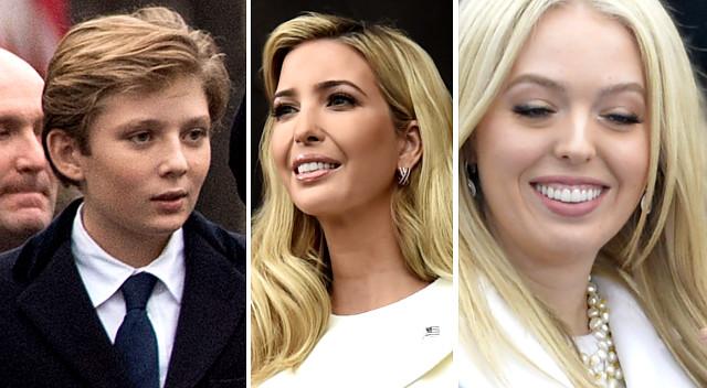 Wszystkie żony i dzieci Donalda Trumpa (FOTO)