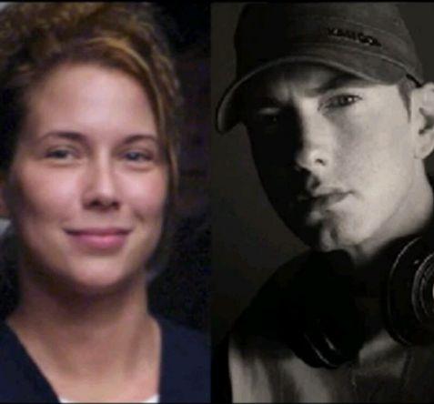 Eminem i Kim Mathers, byli ma��e�stwem 2 razy. Maja na swoim koncie niezliczon� ilo�� powrot�w i rozsta� i ci�gle nie maj� siebie do��.