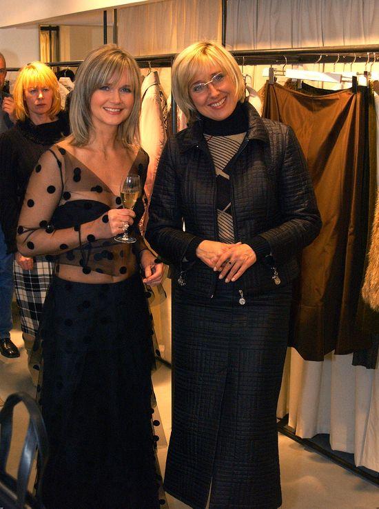 Agata Młynarska, Grażyna Torbicka, 2003 rok