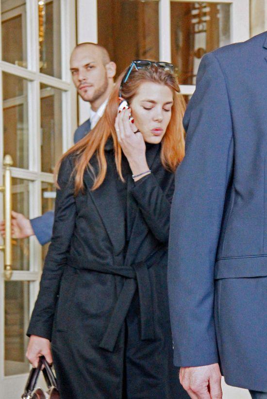 Piękna Charlotte Casiraghi, księżniczka Monako