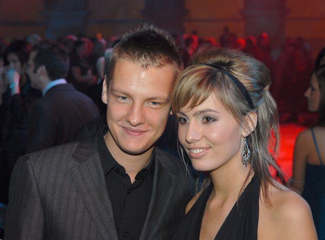 Rafał Mroczek w 2005 roku spotykał się z Agnieszką Popielewicz, dziś Hyży.