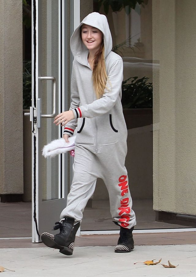 Noah Cyrus – siostra Miley bardzo chce być znana