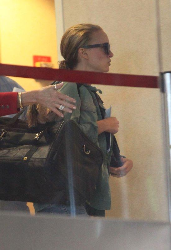 Natalie Portman jako blondynka