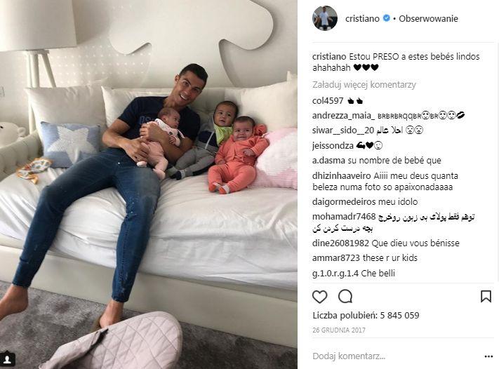 W takich luksusach mieszka Cristiano Ronaldo