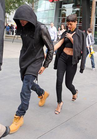 Rihanna i Chris Brown znów pokłóceni!