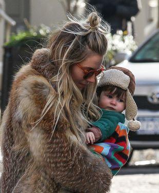 Sienna Miller: Moje życie to moje dziecko i mój pies
