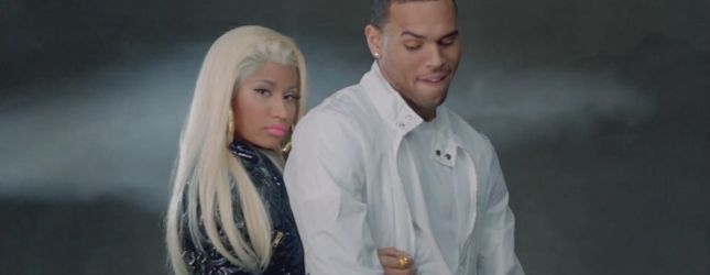Nicki Minaj i Chris Brown w duecie – Right By My Side